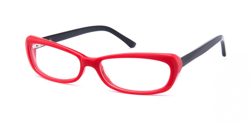 e1cab7898c8675 En fait, pour pouvoir bien s accorder avec la couleur des vêtements, les lunettes  rouges doivent tout simplement s harmoniser avec la teinte.
